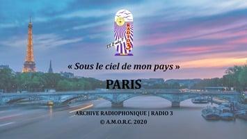 Sous le ciel de mon pays : Paris